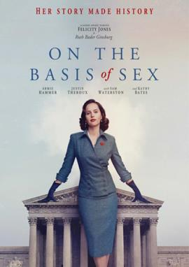 July Movie: On the Basis of Sex