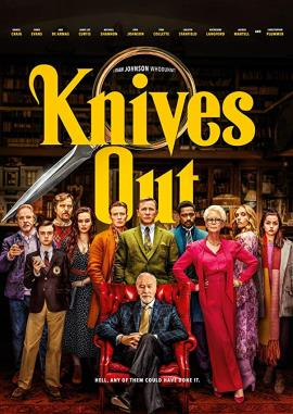 March Movie: Knives  Out